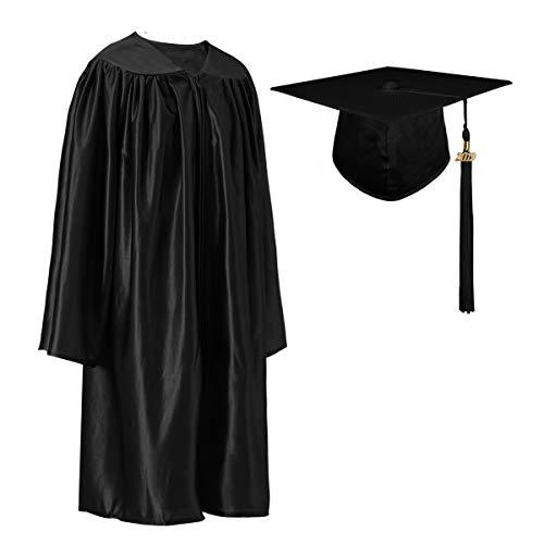 GGSKinder Talar Schule Robe für Kindergarten Abschlussfeier (Versicherung Kostüm)