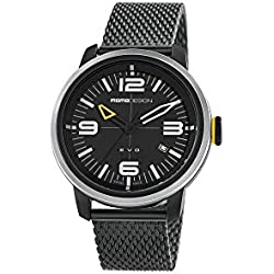 Reloj de Cuarzo Momo Design Evo Three Hands, Acero Inoxidable 316L, MD1014BS-10