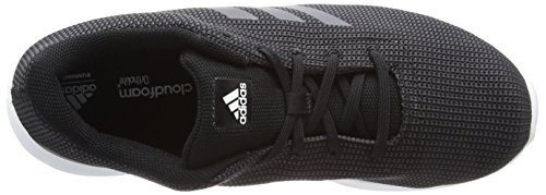 adidas Herren Cosmic M Laufschuhe Schwarz (Core Black/night Met/core Black)