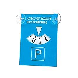 APA 30102 parcheggio Disco con 2 Ventose