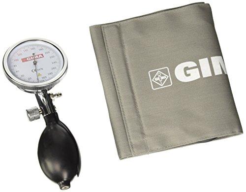Sirio Sphygmomanometer, professionelle Blut Druck Messgerät, schwarz Manschette und Tasche -