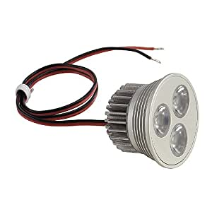 MR16 LED 3X1,2W, 350MA, LED WW, 35°
