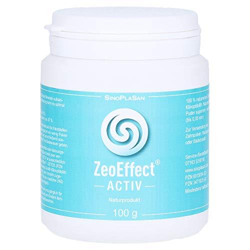 ZeoEffect Zeolith Poudre optilolith 100% 100 g