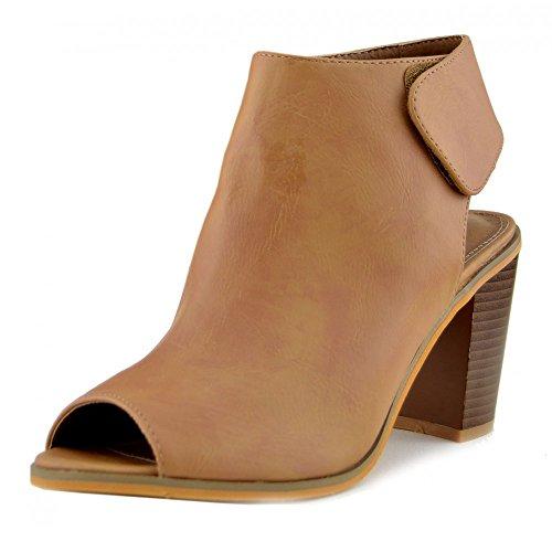 Kick Footwear, Scarpe da barca donna Marrone (Tan)