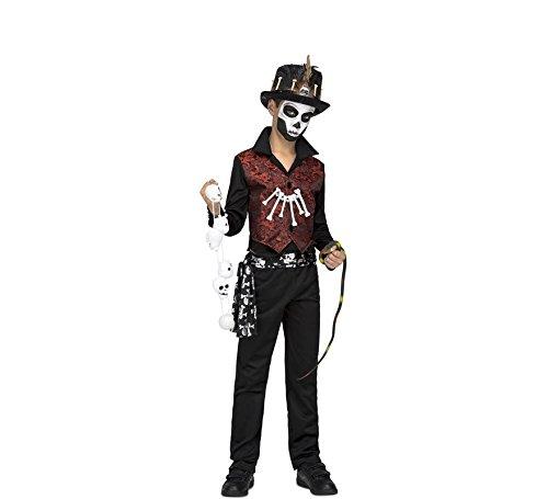 My Other Me Me Kostüm Voodoo Master 7-9 A, Mehrfarbig (Me Other Me - Voodoo Kostüm Kinder
