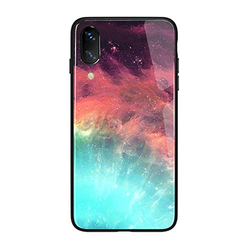 Schutzhülle für iPhone XS Max/iPhone XS/Max / iPhone XS/Max / Defender/iPhone XS/Max / iPhone XS/Max / iPhone XS/Max Hülle/Schutzhülle / Case/Schutzhülle, stoßfest, sehr weich, iPhone X, Dream Sky -