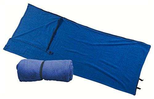 Cao Camping Couverture sac de couchage polaire