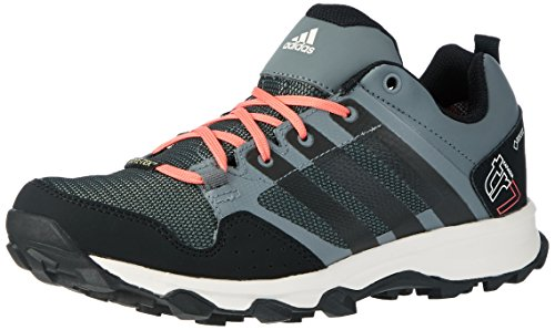 adidas Women's Kanadia 7 TR Gtx Trail Running Shoes, Grey (Vista Grey/Core...