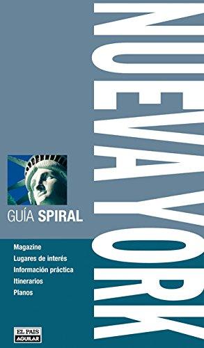 Nueva York (Guía Spiral) (GUIA SPIRAL)
