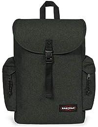 Eastpak Austin+ Sac àDos, 42 cm, 18 L, Vert (Crafty Moss)