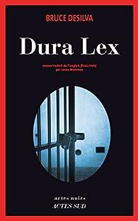Dura Lex par Bruce DeSilva