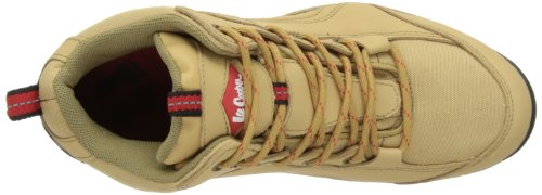 Lee Cooper Workwear S3 Water Resistant Leather Boot, Chaussures de sécurité Adulte Mixte Or (honey)
