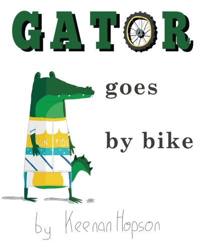Gator Goes By Bike por Keenan Hopson