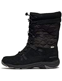 Merrell Approach Tall Leather Waterproof, Botas Altas para Mujer