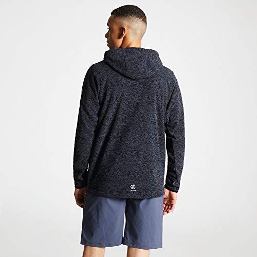 41XmDdUJAaL. SS500  - Dare 2b Men's Ellevate Half Zip Kangaroo Pocket Hooded Fleece