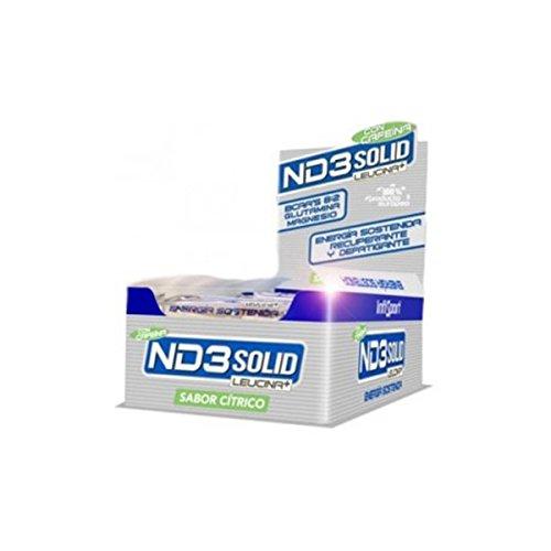 Preisvergleich Produktbild infisport ND3SSD Barrita Energieversorgung 21x 40g Zitrone mit Koffein