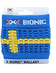 X-BIONICionic S 100001 T019 Wallaby Patriot Italy Bandeau éponge Wallaby Patriot Italy, S 100001 T019