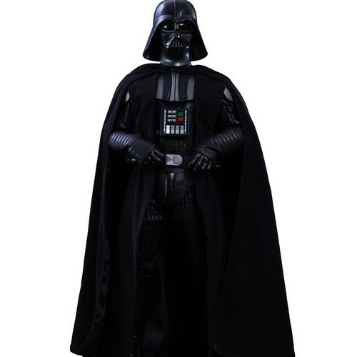 Star Wars - Figura de Darth Vader (Hot Toys SSHOT902320)