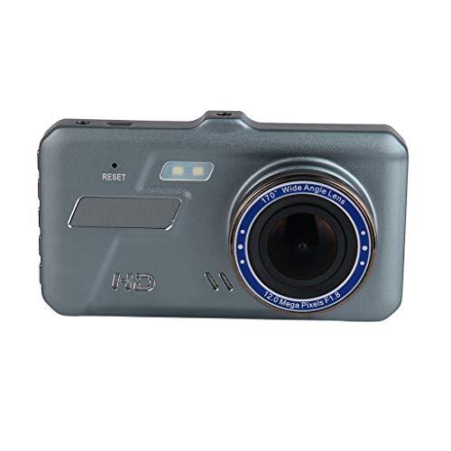 Fahrzeug-Kamera-Videorecorder-Nocken des vollen HD 1080P Auto-DVR mit 4,0 Zoll-Schirm von KUKICAT 4-ccd-dome