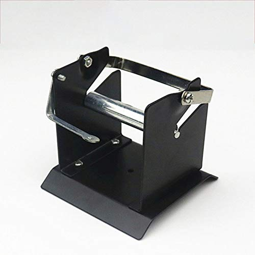 LanLan L?tdraht Dispenser Draht Spool Metall Heavy Duty L?tdraht Dispenser Draht Spool Halter Stand