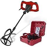Rubi Rubimix-16 - Mezclador eléctrico con maleta (230 V) color rojo