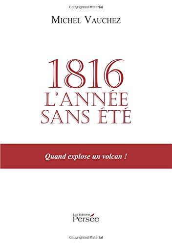 1816 L ANNEE SANS ÉTÉ