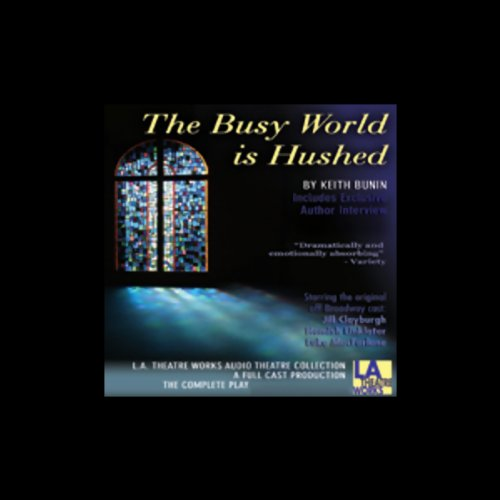 The Busy World Is Hushed  Audiolibri