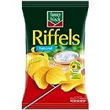 funny-frisch Riffels Naturell,10er Pack (10 x 150 g)
