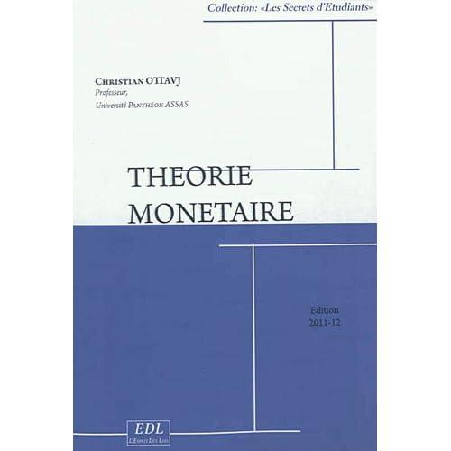 Théorie Monétaire