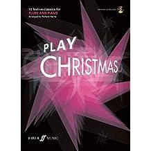 Play Christmas: (flute)