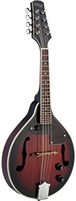 Stagg M-50 E - Mandolina bluegrass eléctrica