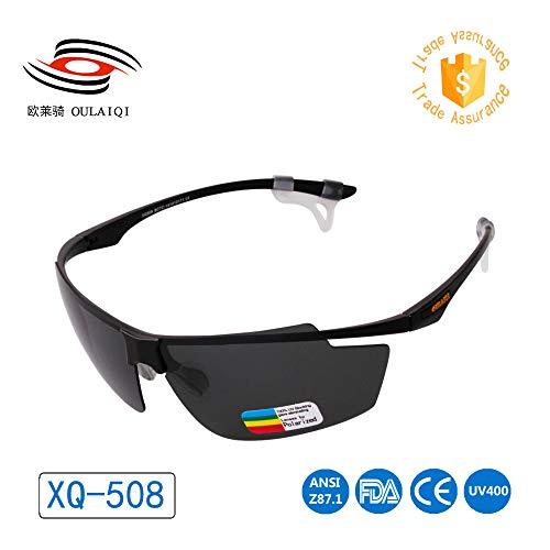 Mjia sunglasses Sportbrillen,Sonnenbrille im,Freien Brille,Berg Sonne,UV-Schutz,polarisierte,UV400...