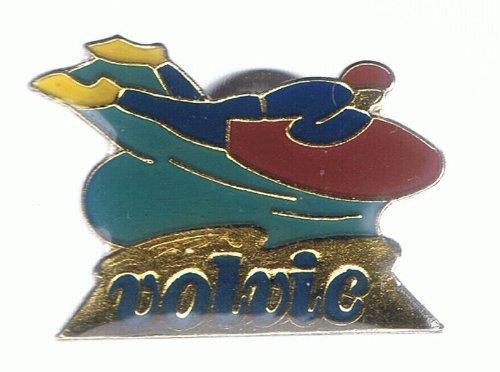 Preisvergleich Produktbild Volvic - Mann mit Surfbrett - Pin