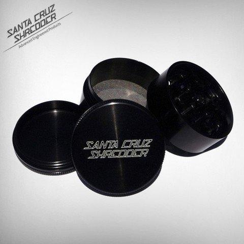 Santa Cruz Shredder 4 Piece Medium New (Black) by Santa Cruz Shredder