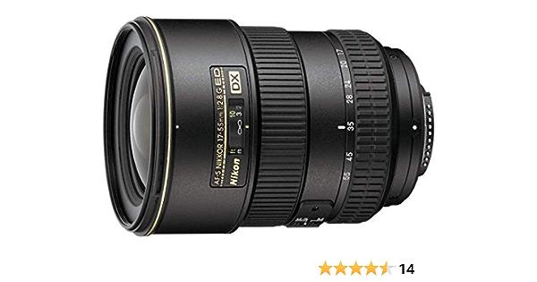 Nikon 17 55mm F 2 8g Ed If Af S Dx Nikkor Zoom Lens Camera Photo
