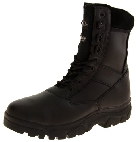 Northwest Territory Marine Cuir Bottes de Combat THINSULATE Hommes