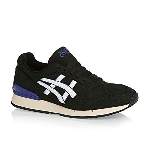 Asics Gel-Atlanis, Chaussures Mixte Adulte noir - blanc bleu