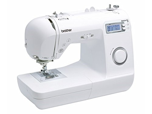 Brother 4977766712675 – Nähmaschine Innovis 35