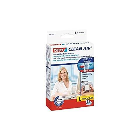tesa Clean Air Feinstaubfilter, Größe L 140 : 100