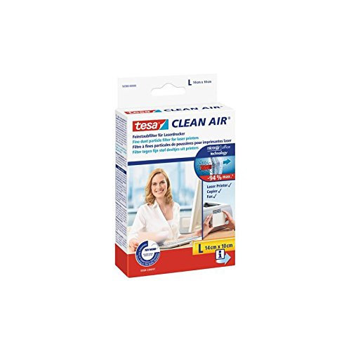 tesa Clean Air Feinstaubfilter, Größe L 140 : - Toner Brother Tn-350