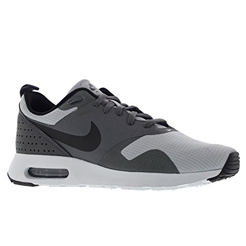 Nike Air Max Tavas, Baskets Basses Homme Gris Noir