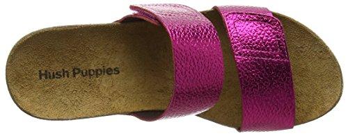 Hush Puppies Bel Sana, Sandalen für Damen Pink (Berry)