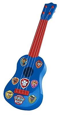 Paw Patrol guitarra toyp por HTI