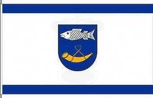 Königsbanner Kleinflagge Salm - 40 x 60cm - Flagge und Fahne