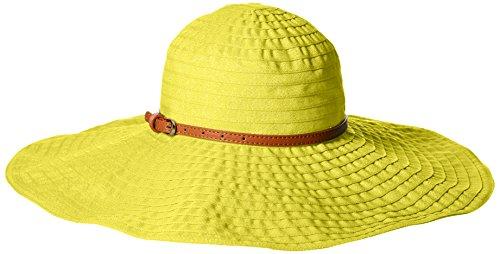 san-diego-hat-company-womens-6-inch-brim-ribbon-sun-hat-with-wired-sun-brim-yellow-one-size