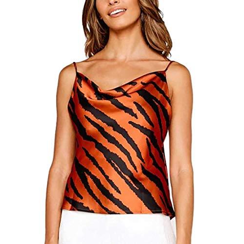 Goldatila Tops für Damen Sexy ärmellose Bluse Lässige Damen Sommer Camisole Weste Strap Shirt Stil Ernte Sparkle Tank Tops UK 10-16 -