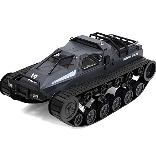 Magicxo 1/12 2.4G Drift RC Tank Car High Speed Full Proportional Control Vehicle Model Toy