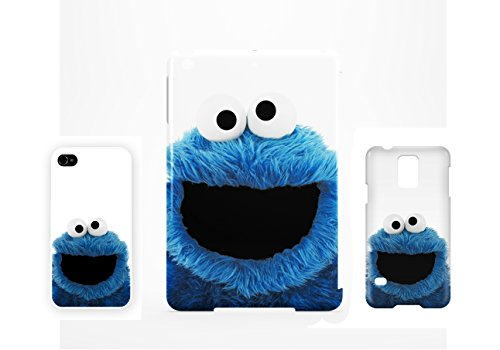 The Cookie Monster sesame street iPhone 5 / 5S Handy Tasche Hülle (Street Cookie 5 Sesame)