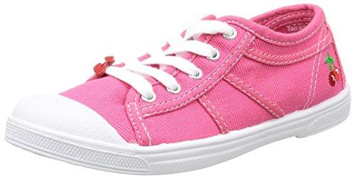 Le Temps des Cerises Mädchen Lc Basic 02 Schnürhalbschuhe Pink - Rose (Kiss)