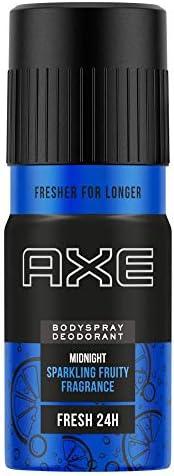 Axe Recharge Midnight Long Lasting Deodorant Bodyspray For Men 150 ml